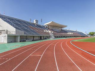 施設案内 ソユースタジアム(八橋陸上競技場)|秋田市公式サイト