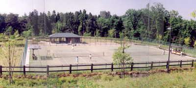一つ森公園テニスコート|秋田市...