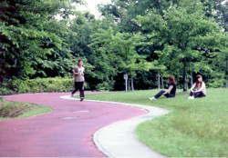 一つ森公園多目的広場およびジョ...
